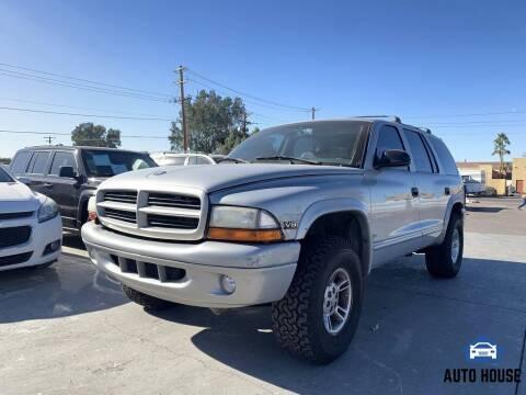 1999 Dodge Durango for sale at AUTO HOUSE TEMPE in Tempe AZ