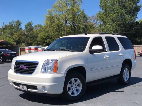 2012 GMC Yukon for sale at J & L AUTO SALES in Tyler TX
