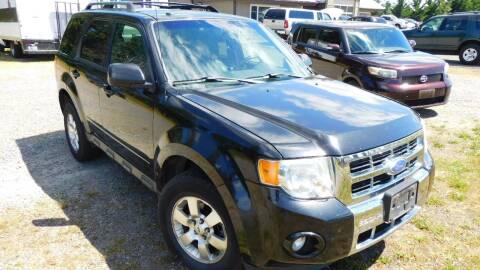 2011 Ford Escape for sale at M & M Auto Sales LLc in Olympia WA