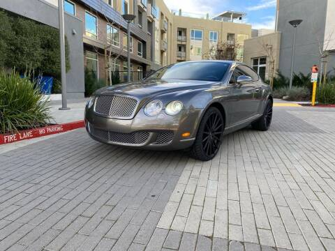 2009 Bentley Continental for sale at Ronnie Motors LLC in San Jose CA