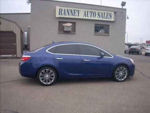2013 Buick Verano for sale at Ranney's Auto Sales in Eau Claire WI