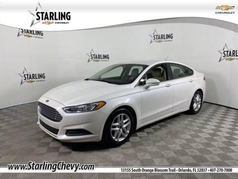2014 Ford Fusion for sale at Pedro @ Starling Chevrolet in Orlando FL