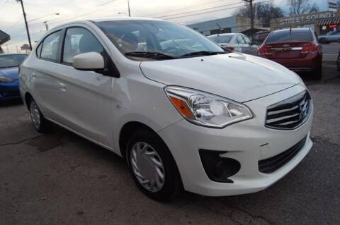 2017 Mitsubishi Mirage G4 for sale at Green Ride Inc in Nashville TN