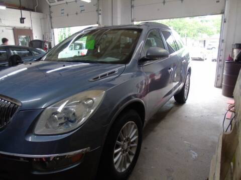 2008 Buick Enclave for sale at C&C AUTO SALES INC in Charles City IA