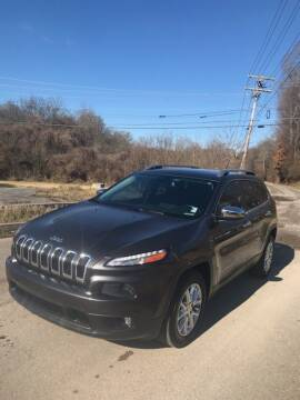 2015 Jeep Cherokee for sale at Dependable Motors in Lenoir City TN