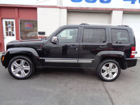 2011 Jeep Liberty for sale at Best Choice Auto Sales Inc in New Bedford MA