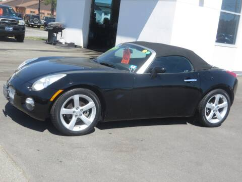 2006 Pontiac Solstice for sale at Price Auto Sales 2 in Concord NH