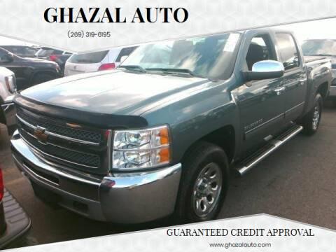 2012 Chevrolet Silverado 1500 for sale at Ghazal Auto in Sturgis MI