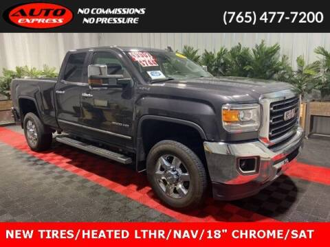 2016 GMC Sierra 2500HD for sale at Auto Express in Lafayette IN