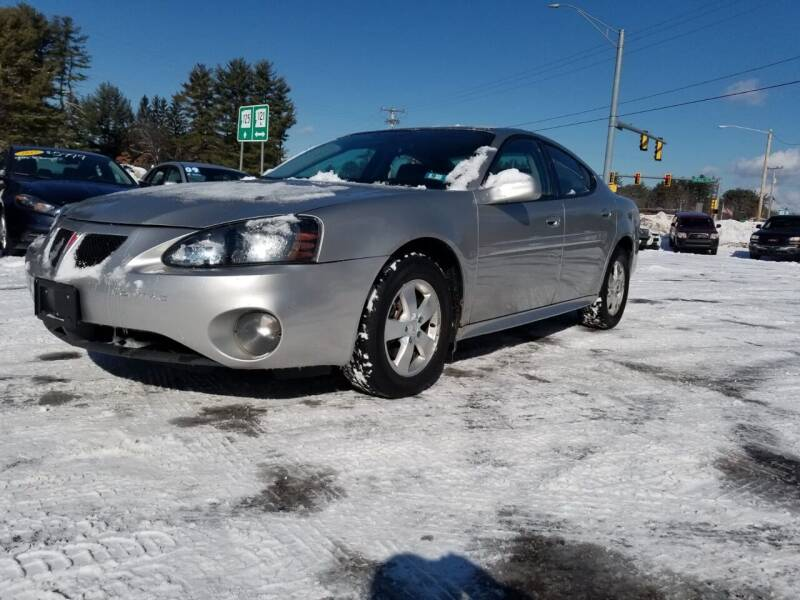 2008 Pontiac Grand Prix for sale at Official Auto Sales in Plaistow NH