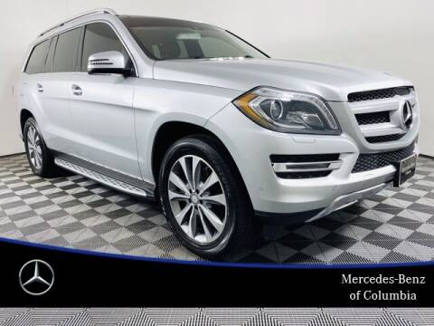 2014 Mercedes-Benz GL-Class for sale at Preowned of Columbia in Columbia MO