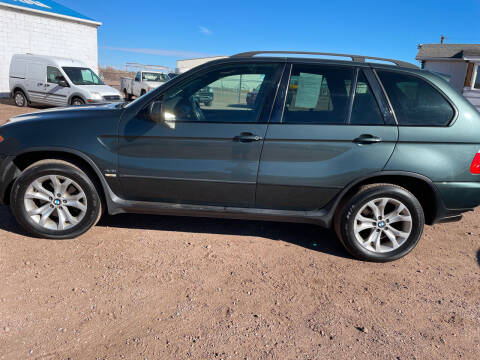 2006 BMW X5 for sale at PYRAMID MOTORS - Fountain Lot in Fountain CO