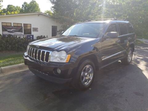 2005 Jeep Grand Cherokee for sale at TR MOTORS in Gastonia NC