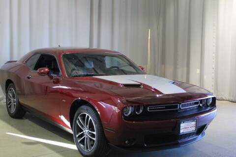 2018 Dodge Challenger for sale at Auto Center of Columbus in Columbus OH