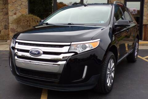 2012 Ford Edge for sale at Rogos Auto Sales in Brockway PA