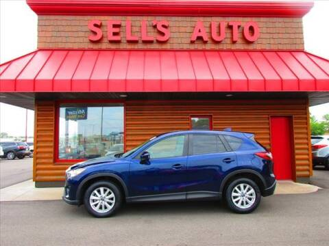 2014 Mazda CX-5 for sale at Sells Auto INC in Saint Cloud MN