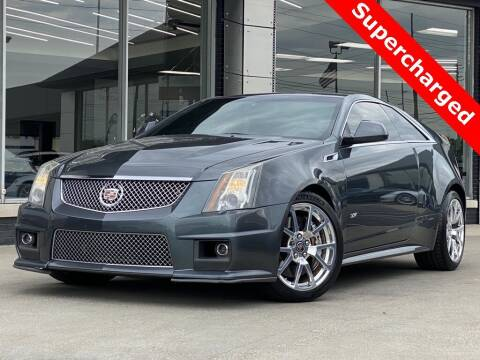 2011 Cadillac CTS-V for sale at Carmel Motors in Indianapolis IN