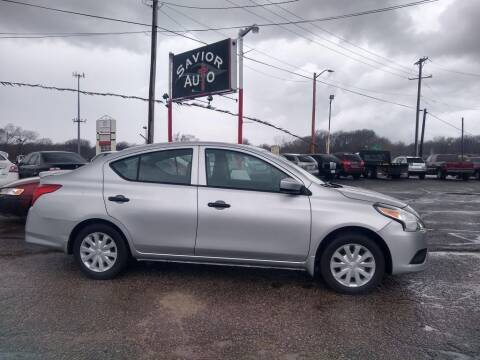 2017 Nissan Versa for sale at Savior Auto in Independence MO