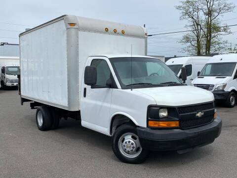 2008 Chevrolet Express Cutaway for sale at Lux Motors in Tacoma WA