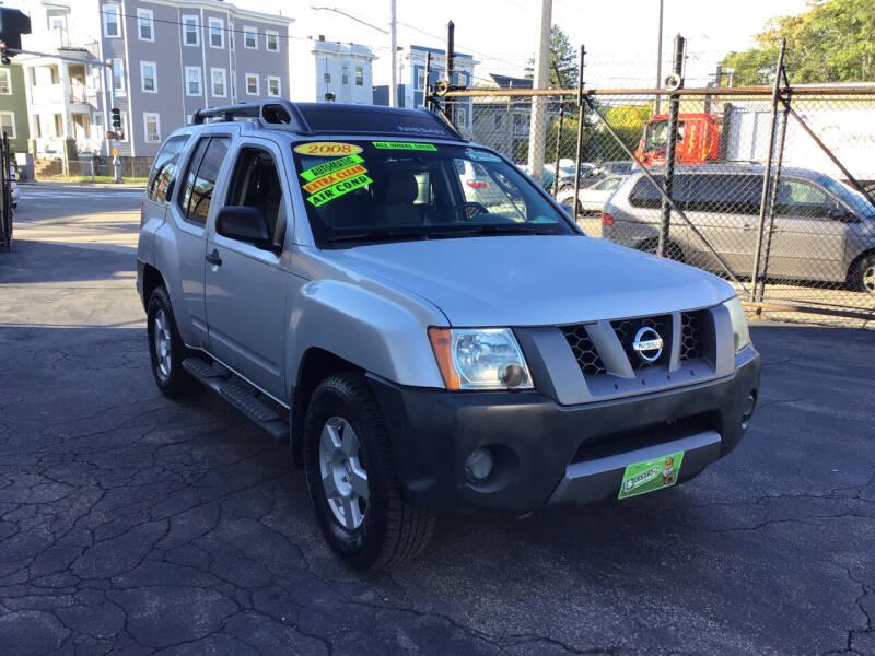 2008 Nissan Xterra for sale at Adams Street Motor Company LLC in Boston MA