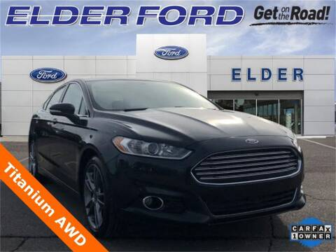 2014 Ford Fusion for sale at Mr Intellectual Cars in Troy MI