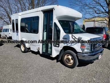 2011 Ford E-350 Shuttle Bus for sale at Allied Fleet Sales in Saint Charles MO