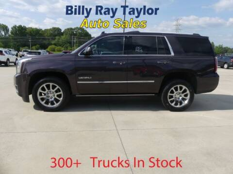 2015 GMC Yukon for sale at Billy Ray Taylor Auto Sales in Cullman AL