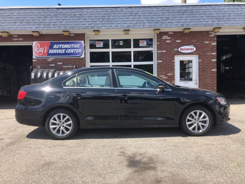 2014 Volkswagen Jetta for sale at RAYS AUTOMOTIVE SERVICE CENTER INC in Lowell MA