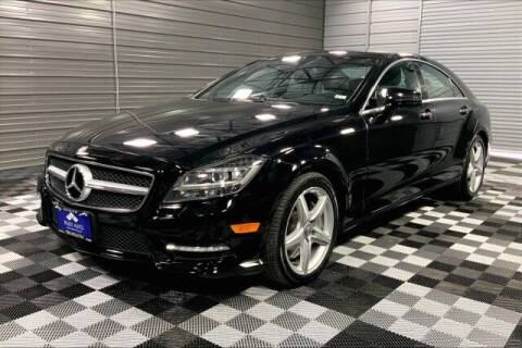 2013 Mercedes-Benz CLS for sale at TRUST AUTO in Sykesville MD