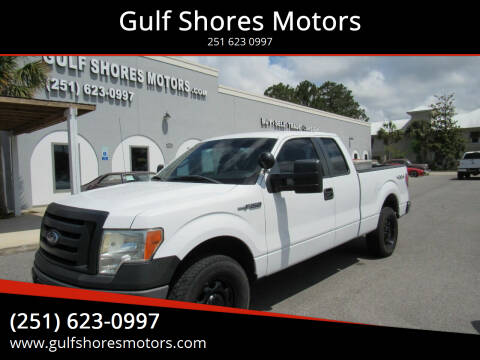 2011 Ford F-150 for sale at Gulf Shores Motors in Gulf Shores AL