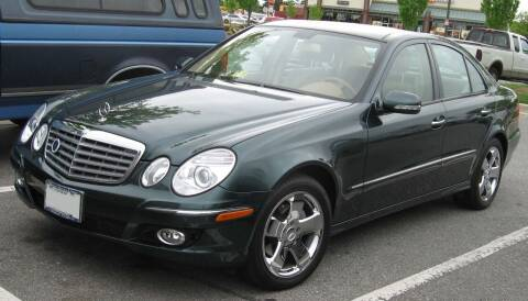 2007 Mercedes-Benz E-Class for sale at GREAT DEAL AUTO SALES in Center Line MI