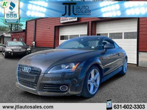 2012 Audi TT for sale at JTL Auto Inc in Selden NY