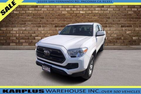2018 Toyota Tacoma for sale at Karplus Warehouse in Pacoima CA
