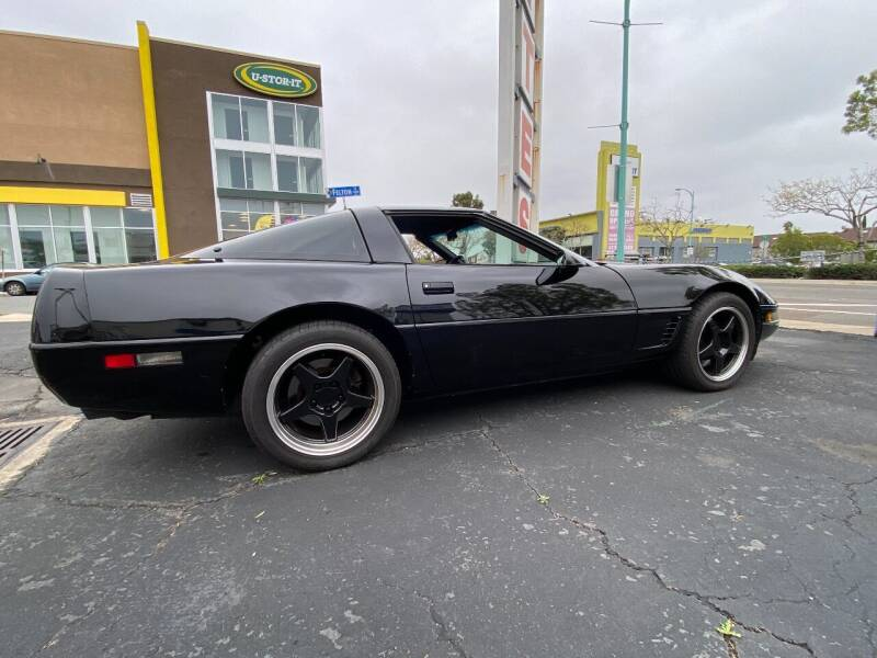 1995 Chevrolet Corvette for sale at Corvette Specialty by Dave Meyer in San Diego CA