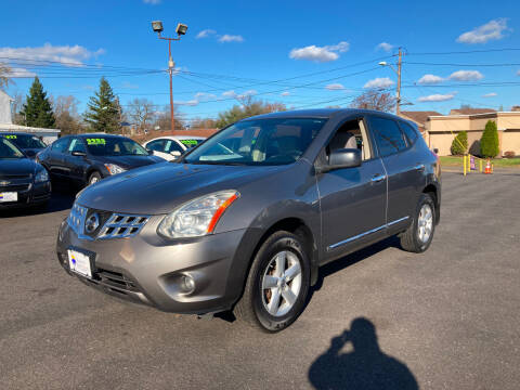 2012 Nissan Rogue for sale at Majestic Automotive Group in Cinnaminson NJ