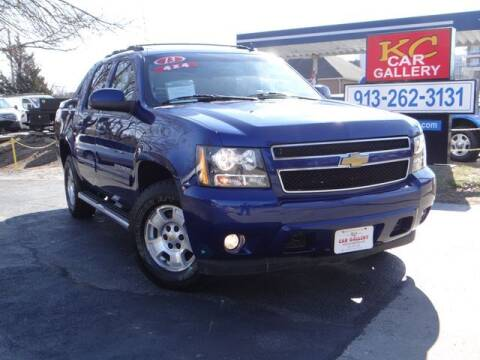 2013 Chevrolet Avalanche for sale at KC Car Gallery in Kansas City KS