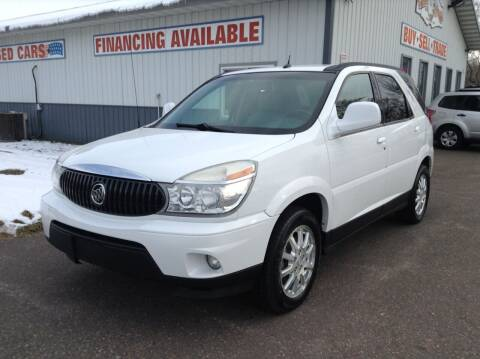 2006 Buick Rendezvous for sale at Steves Auto Sales in Cambridge MN