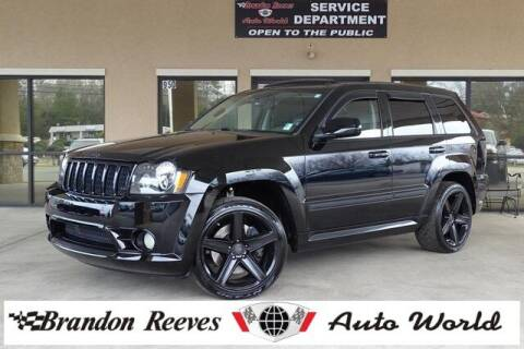 2006 Jeep Grand Cherokee for sale at Brandon Reeves Auto World in Monroe NC