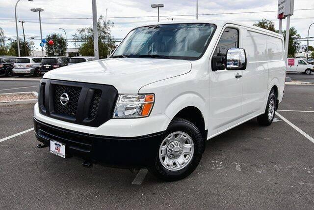 2021 Nissan NV Cargo for sale in Las Vegas, NV