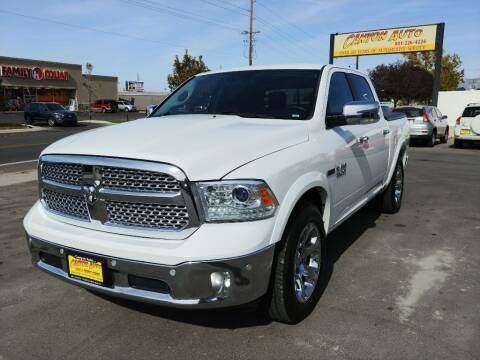 2014 RAM Ram Pickup 1500 for sale at Canyon Auto Sales in Orem UT