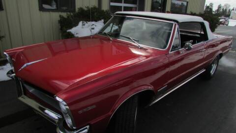 1965 Pontiac Le Mans for sale at Toybox Rides in Black River Falls WI