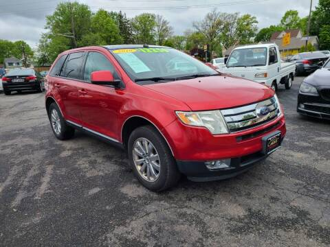 2010 Ford Edge for sale at Costas Auto Gallery in Rahway NJ