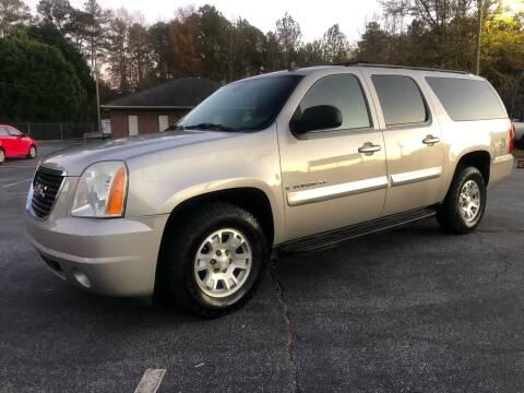 2007 GMC Yukon XL for sale at GTO United Auto Sales LLC in Lawrenceville GA
