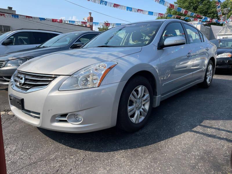 2012 Nissan Altima for sale at Cypress Motors of Ridgewood in Ridgewood NY