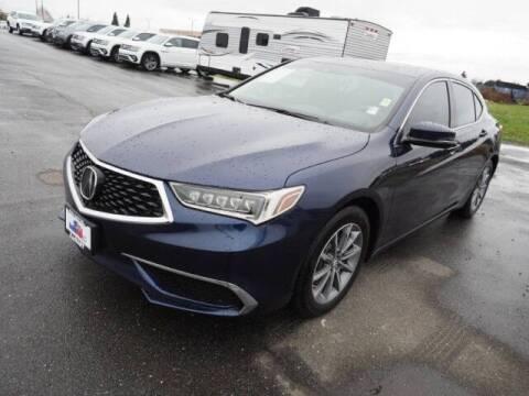 2018 Acura TLX for sale at Karmart in Burlington WA