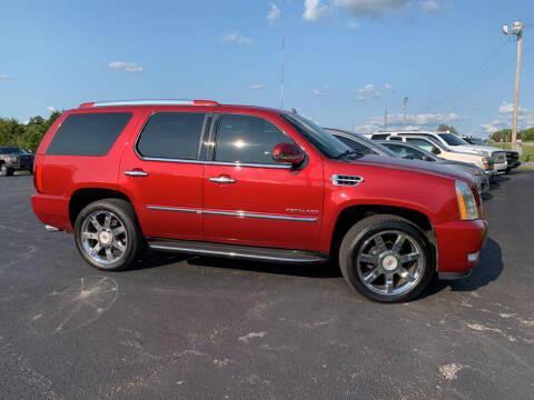 2013 Cadillac Escalade for sale at Todd Nolley Auto Sales in Campbellsville KY