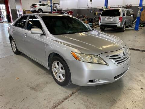 2009 Toyota Camry for sale at Auto Solutions in Warr Acres OK