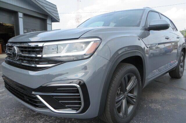 2020 Volkswagen Atlas Cross Sport for sale at Eddie Auto Brokers in Willowick OH