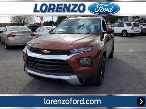 2021 Chevrolet TrailBlazer for sale at Lorenzo Ford in Homestead FL