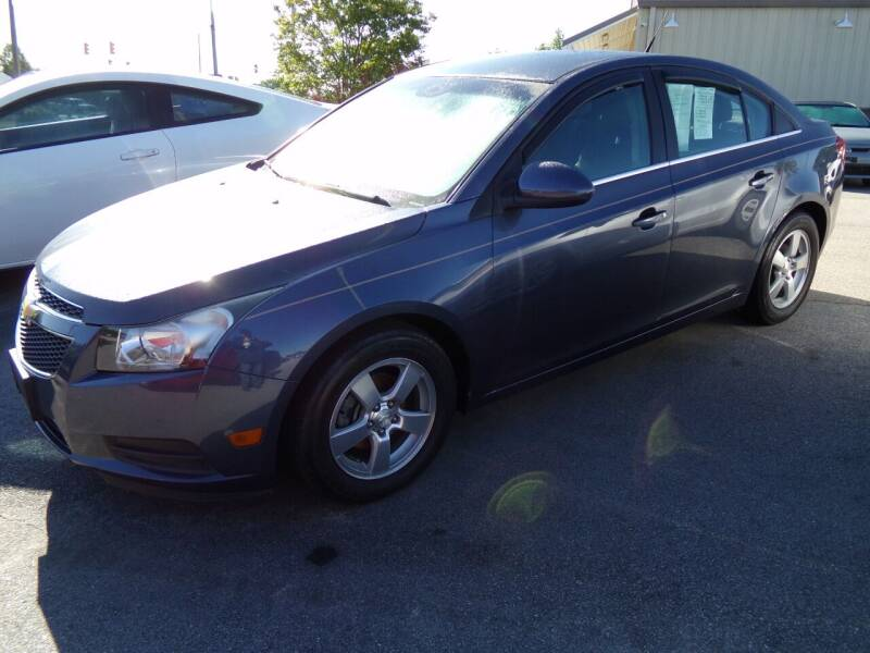 2014 Chevrolet Cruze for sale at Creech Auto Sales in Garner NC